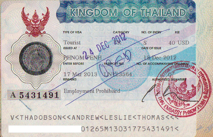 How to get a Thai Visa to Stay in Chiang Mai Thailand